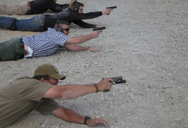 Improve your conceal carry employment skills!