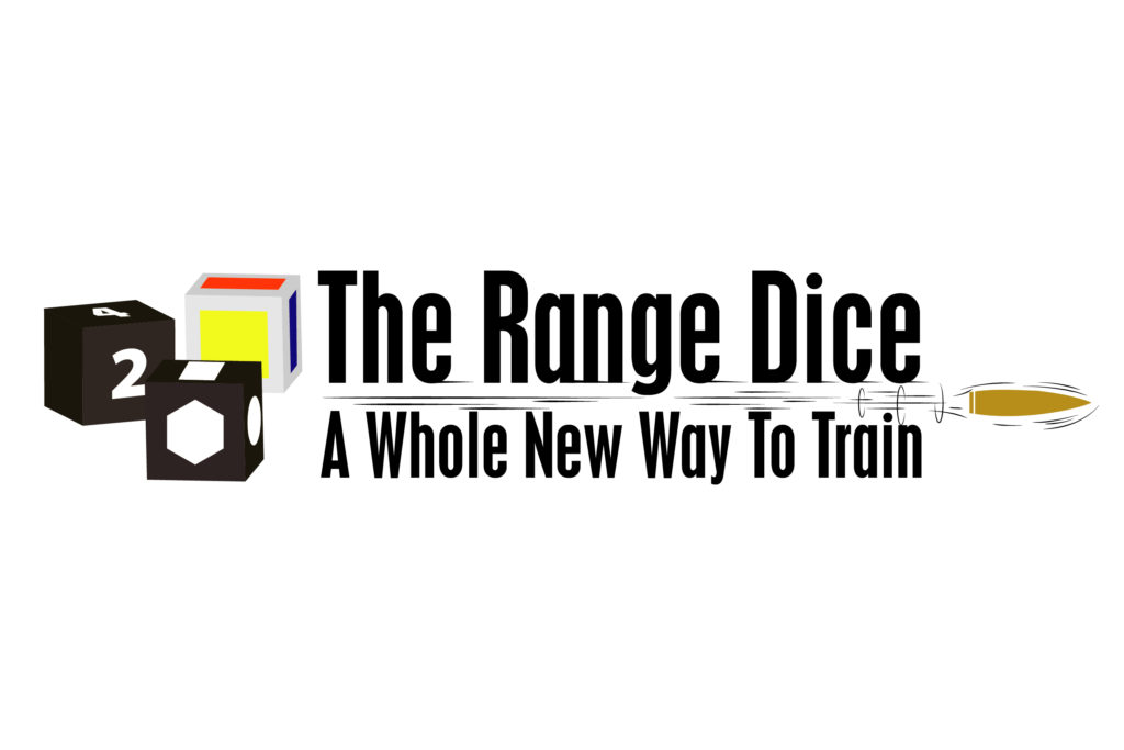 The Range Dice Logo